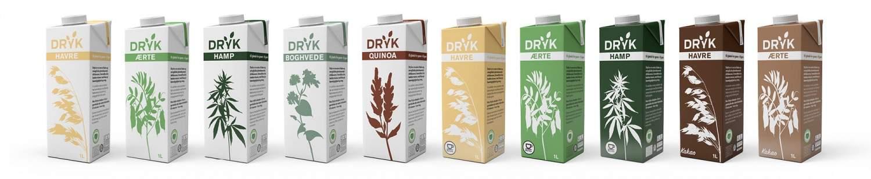 Dryk leverer plantedrik direkte til din hoveddør. Se udvalget af forskellige plantedrikke her.